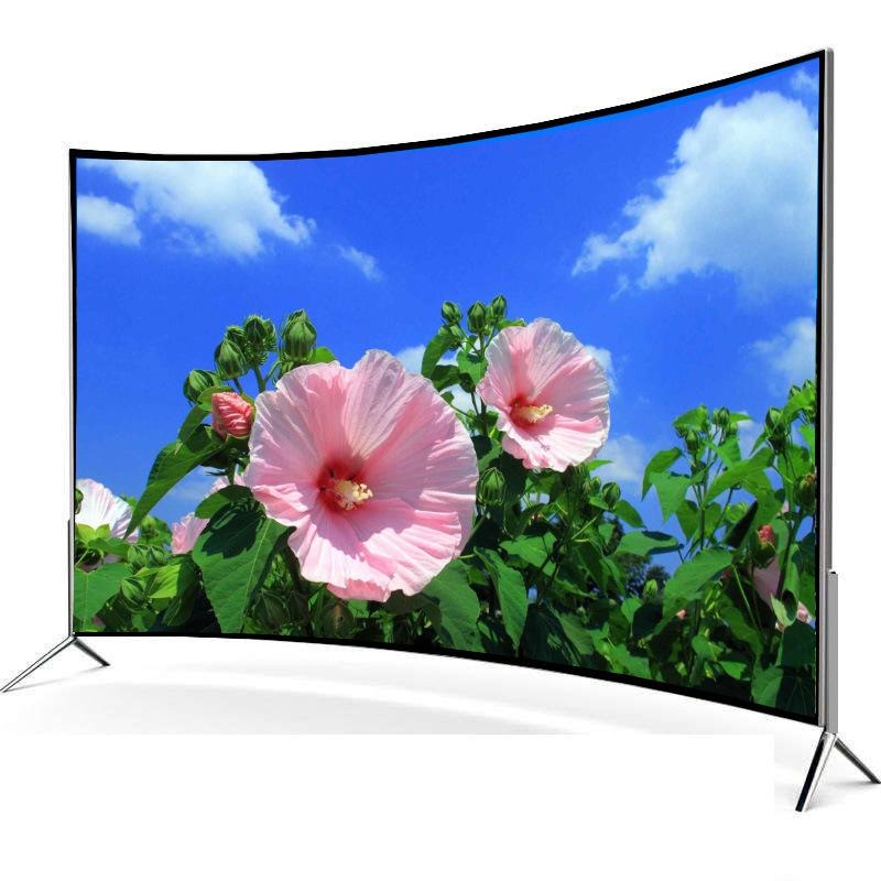 GUOKANG Tivi LCD TV 32 inch 42 inch 50 inch 55 inch 65 inch 75 inch 4K cong LCD TV HD mạng WIFI thôn
