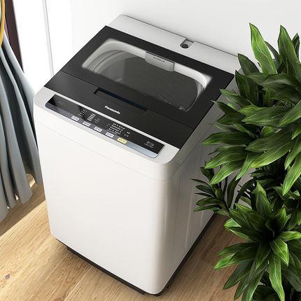 Máy giặt pulsator tiết kiệm năng lượng cho gia đình Panasonic / XQB80-T8G2F 8 kg