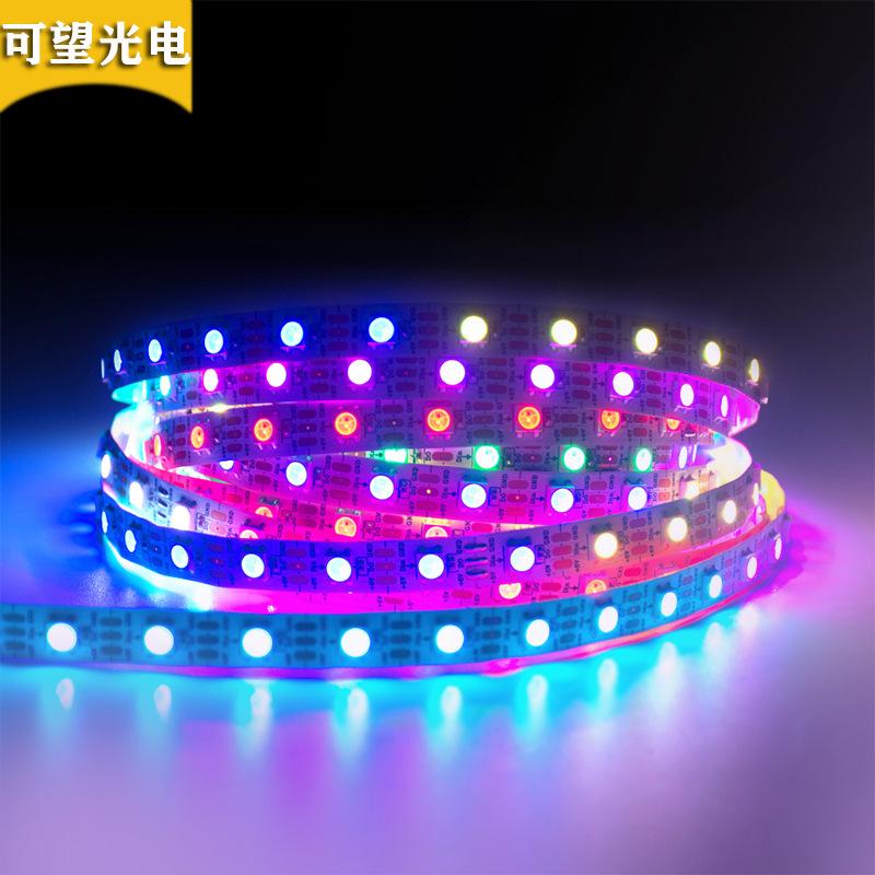 Đèn LED dây Marquee với đèn ma thuật điều khiển điểm đầy màu sắc 5050rgb với IC6812