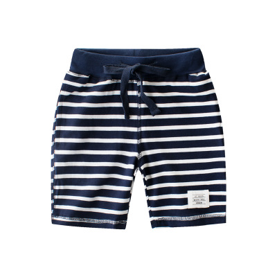 27KIDS Quần trẻ em 2020 quần áo trẻ em mùa hè quần trẻ em mới quần trẻ em quần giữa trẻ em quần năm