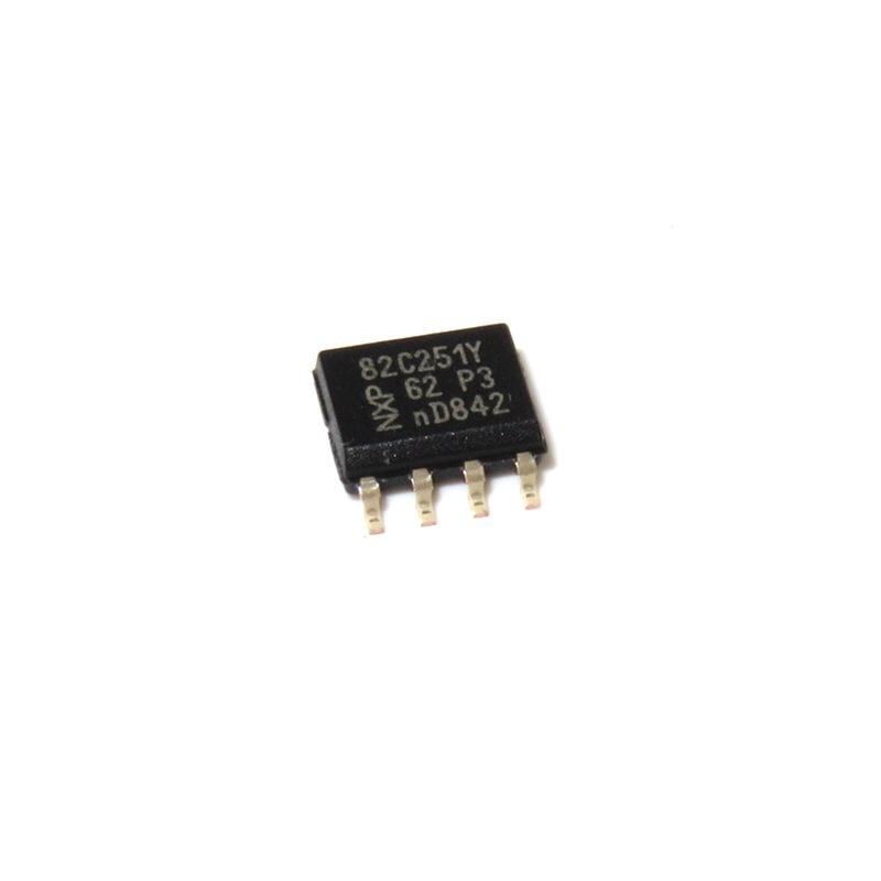 Bộ chuyển nguồn IC Chip IC PCA82C251T / YM CÓ THỂ bus thu phát IC điều khiển SOP-8