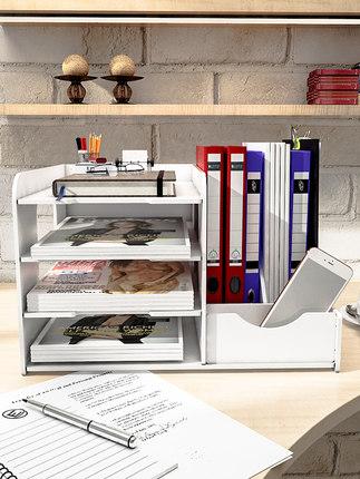 Kệ lưu trữ hồ sơ với nhiều lớp lưu trữ thư mục dung lượng lớn .