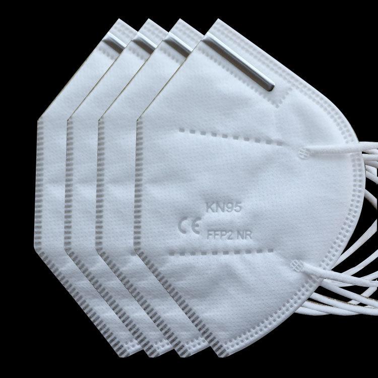 Khẩu trang y tế chống bụi , chống vi khuẩn cho người lớn .