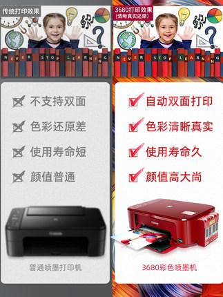 Máy in Canon mg3680 sao chép tất cả trong một đa chức năng