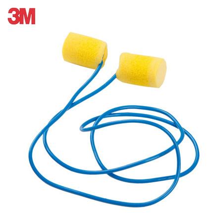 Nút tai chống ồn 3M 311-1101 Hình trụ có dây
