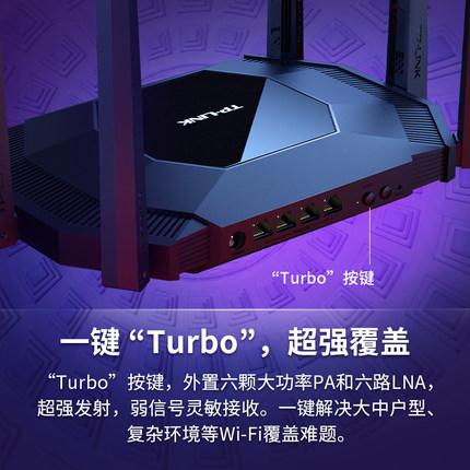 TP-LINK tần số kép 1900M Bộ định tuyến không dây Gigabit