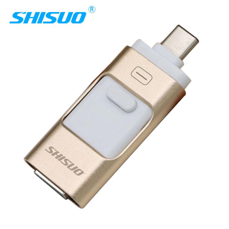 Đĩa U 64G Điện thoại di động tốc độ cao TYPE-C .