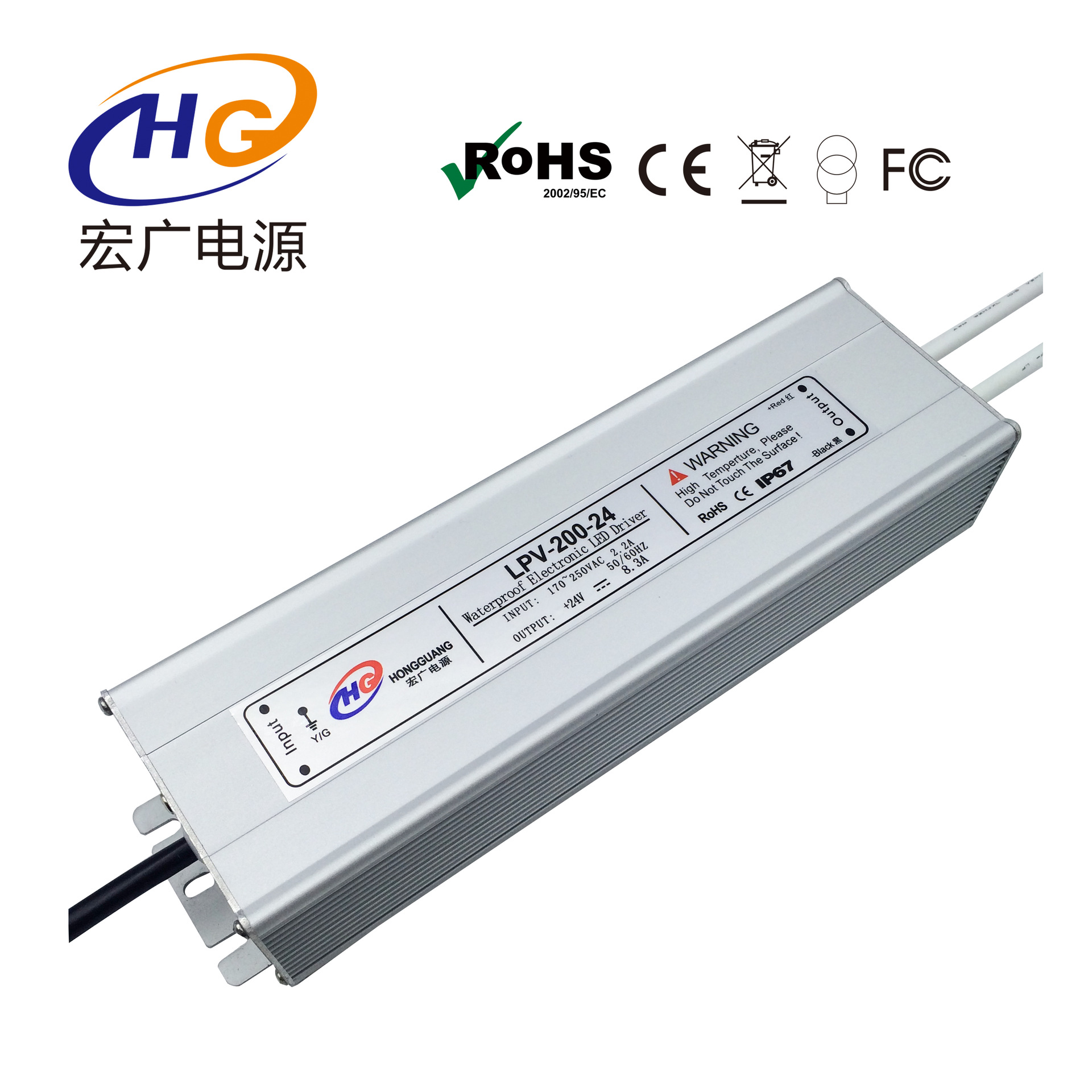 HG Bộ nguồn không đổi Nhà máy bán hàng trực tiếp điện áp không đổi / dòng điện không đổi / nguồn cun