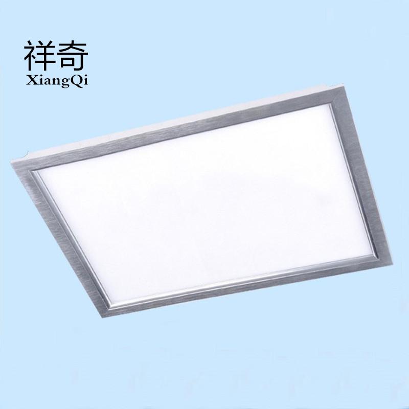 Bóng đèn LED trần vuông Bảng điều khiển ánh sáng LED Bảng điều khiển ánh sáng tích hợp Đèn trần tích