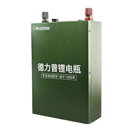 Pin lithium Delip 12 v pin công suất cao kích thước nhỏ siêu nhẹ