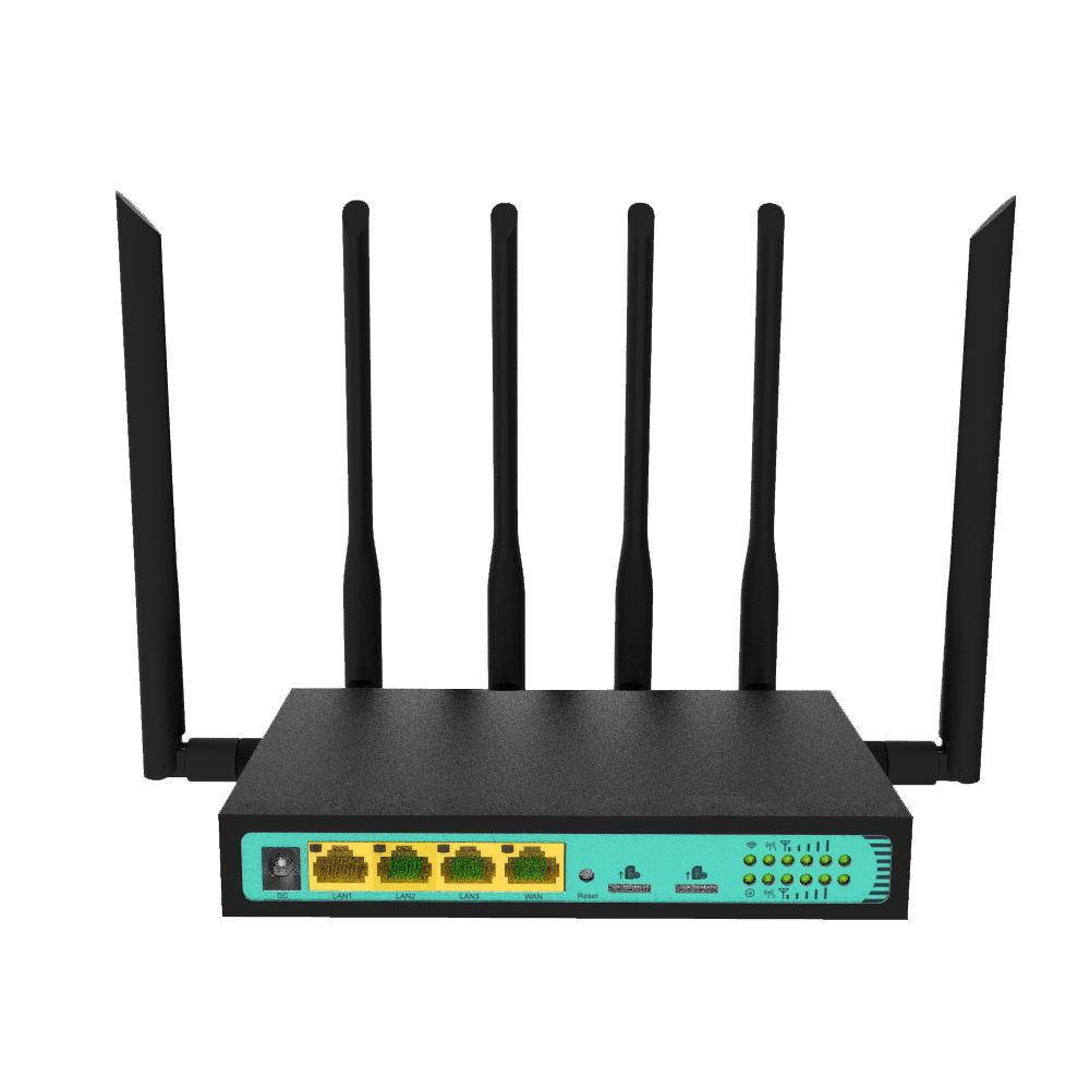 Full Netcom không dây Bộ định tuyến thông minh 4G .
