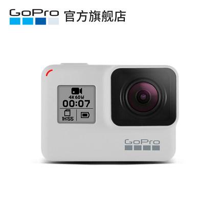 GoPro Máy ảnh thể thao  Camera thể thao GoPro HERO7Black Twilight White 4K HD Vlog chống nước