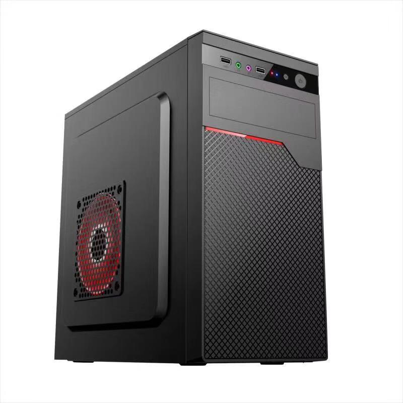 Xin Guimeng Thùng CPU lạc đà nhỏ N2 máy tính mini trường hợp máy tính để bàn lắp ráp itx cá tính nhà