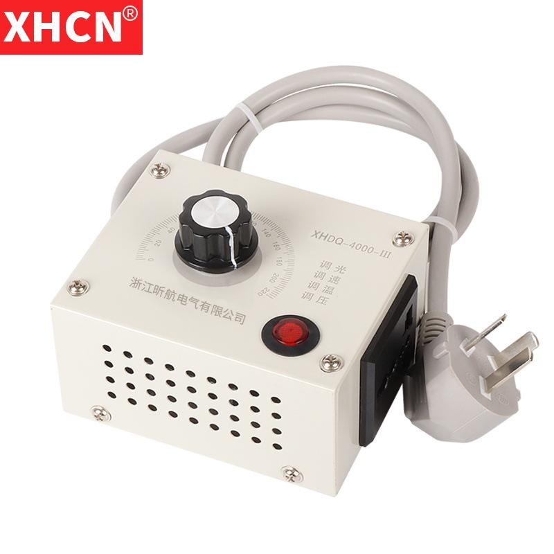 Bộ điều chỉnh động cơ điện áp 220v .