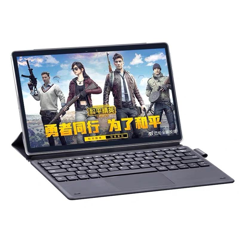 MOOCIS Máy tính bảng mới 11,6 inch màn hình lớn mười lõi 4G 5G full Netcom phim hoạt hình kép điện t