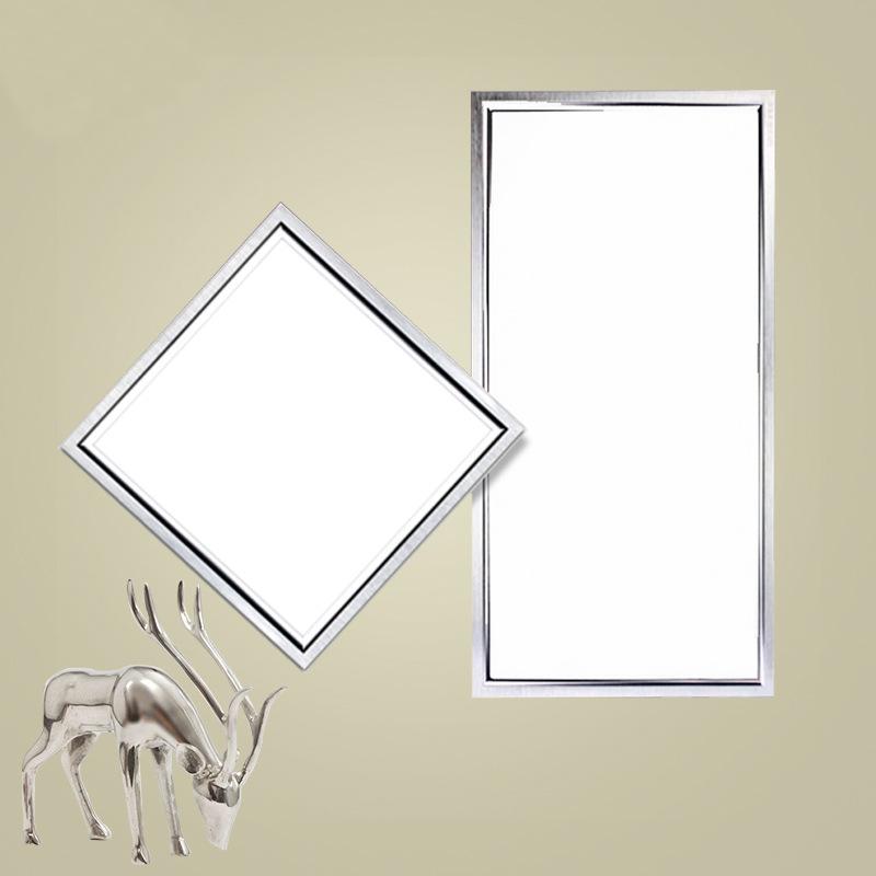 AIDENGMEI Bóng đèn LED trần vuông Đèn led âm trần tích hợp 300 * 300 * 600 đèn nhà bếp và phòng tắm