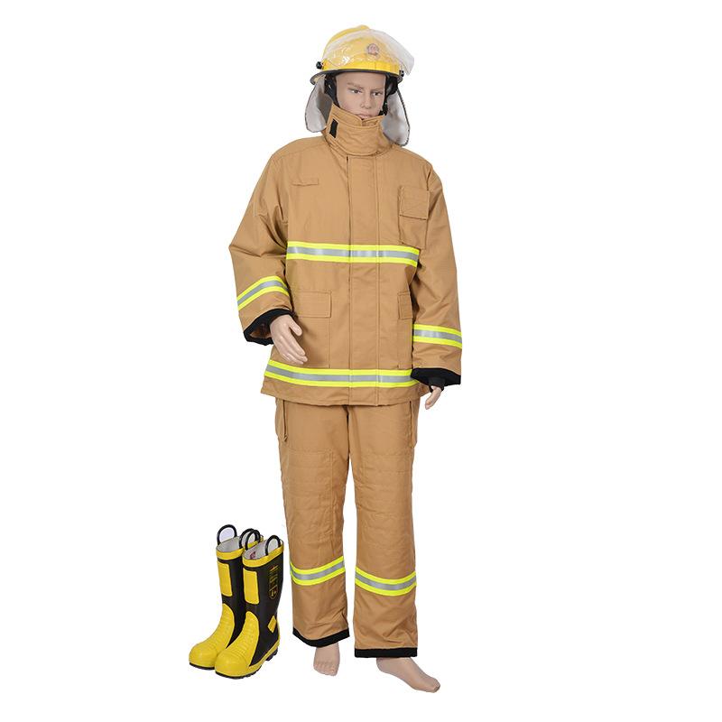Trang phục chống cháy Được cung cấp trực tiếp bởi nhà sản xuất, quần áo chữa cháy, quần áo chữa cháy