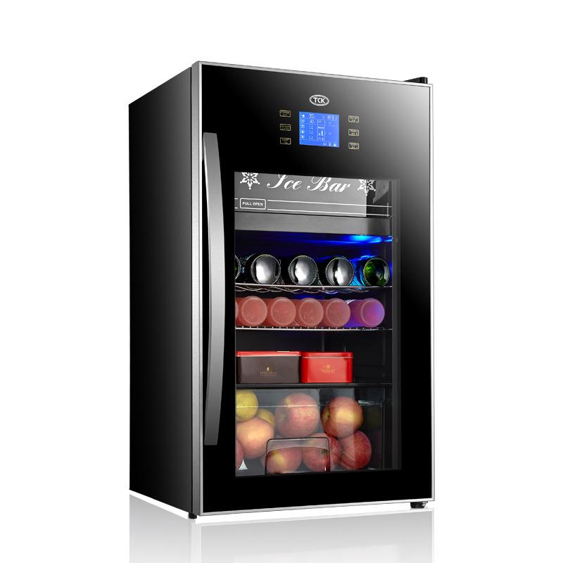 TCK Điện gia dụng chính hãng thương hiệu JC95D nhà đơn cửa phòng khách băng thanh văn phòng tủ lạnh