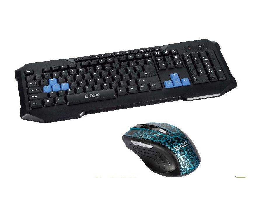 Sound Friend Bộ bàn phím + chuột Nhà sản xuất bàn phím và chuột không dây thiết lập đa phương tiện c