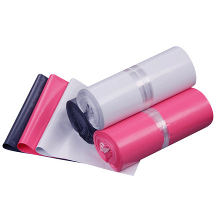 Túi đựng chuyển phát nhanh Túi nhanh trắng 28 * 42 Taobao bao bì lớn bao bì nhựa bán buôn tùy chỉnh