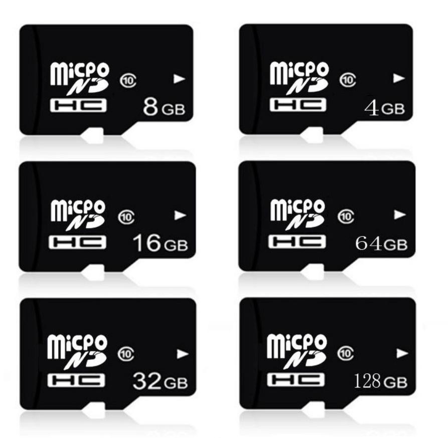Thẻ 16Gtf Thẻ 4gSD 32g tốc độ cao C10 lưu trữ thẻ điện thoại di động 64g