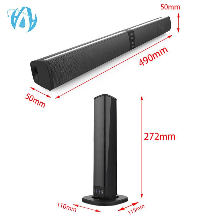 World team Cinema gia đình Loa Bluetooth BS-36 Sound Blaster đa chức năng mới có thể gập lại rạp hát