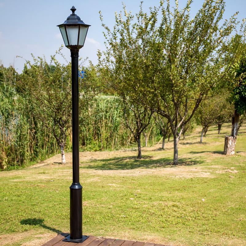 Atotalof Đèn LED chiếu sáng công cộng Nhà máy bán buôn đèn LED ngoài trời đèn cỏ cực cao sân vườn ch