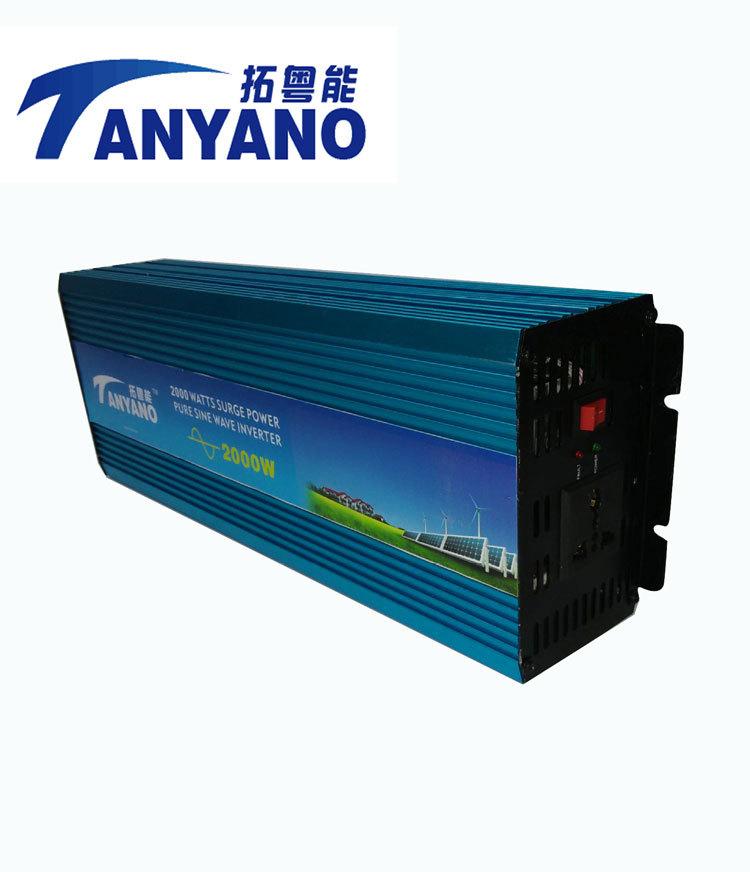 TANYANO Thiết bị biến áp Nhà máy trực tiếp biến tần sóng sin tinh khiết 48V đến 220 V bộ biến tần nă
