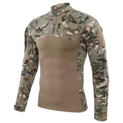 ESDY Áo nguỵ trang lính Đa biên giới dành riêng cho quần áo ngụy trang chiến thuật ngoài trời, bốn t