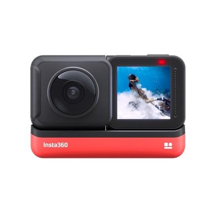 Insta360 Máy ảnh thể thao  Camera quan sát toàn cảnh Insta360 ONE R camera chống rung camera kỹ thuậ