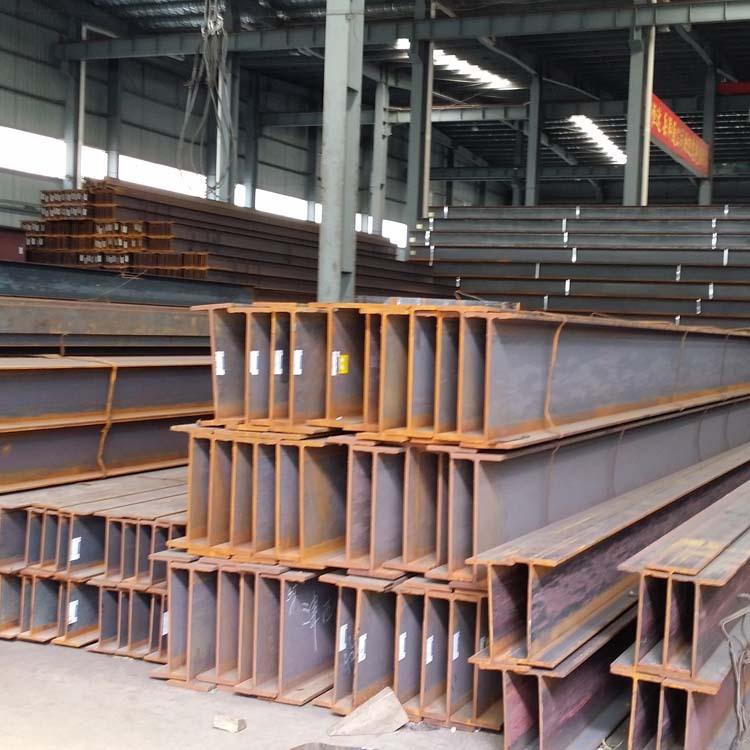 LAIGANG Cán nóng Thép hình chữ h hàn cao tần q235b dầm thép cán nóng Laiwu Thép tại chỗ bán trực tiế