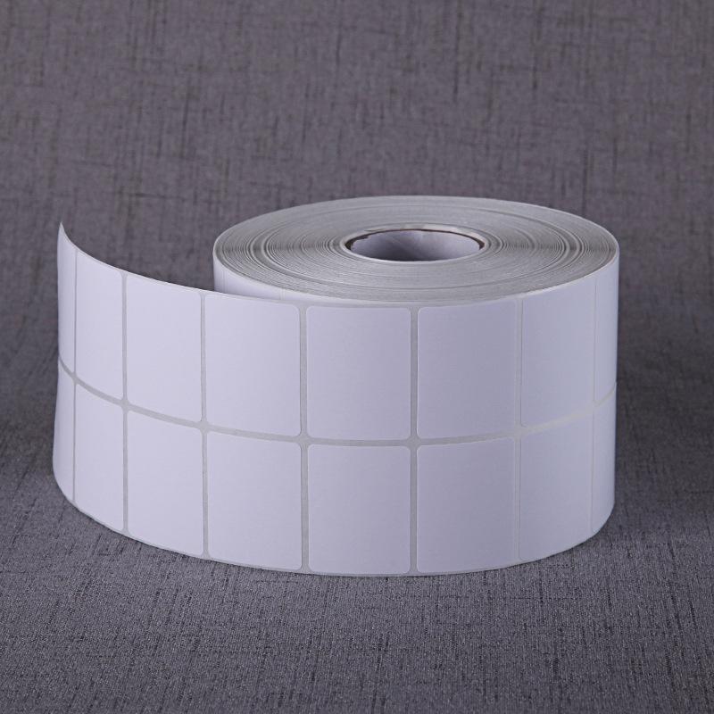Tem dán in mã vạch Dán giấy tráng dán giấy in mã vạch 100 80 70 60 50 40 30 20 tùy chỉnh