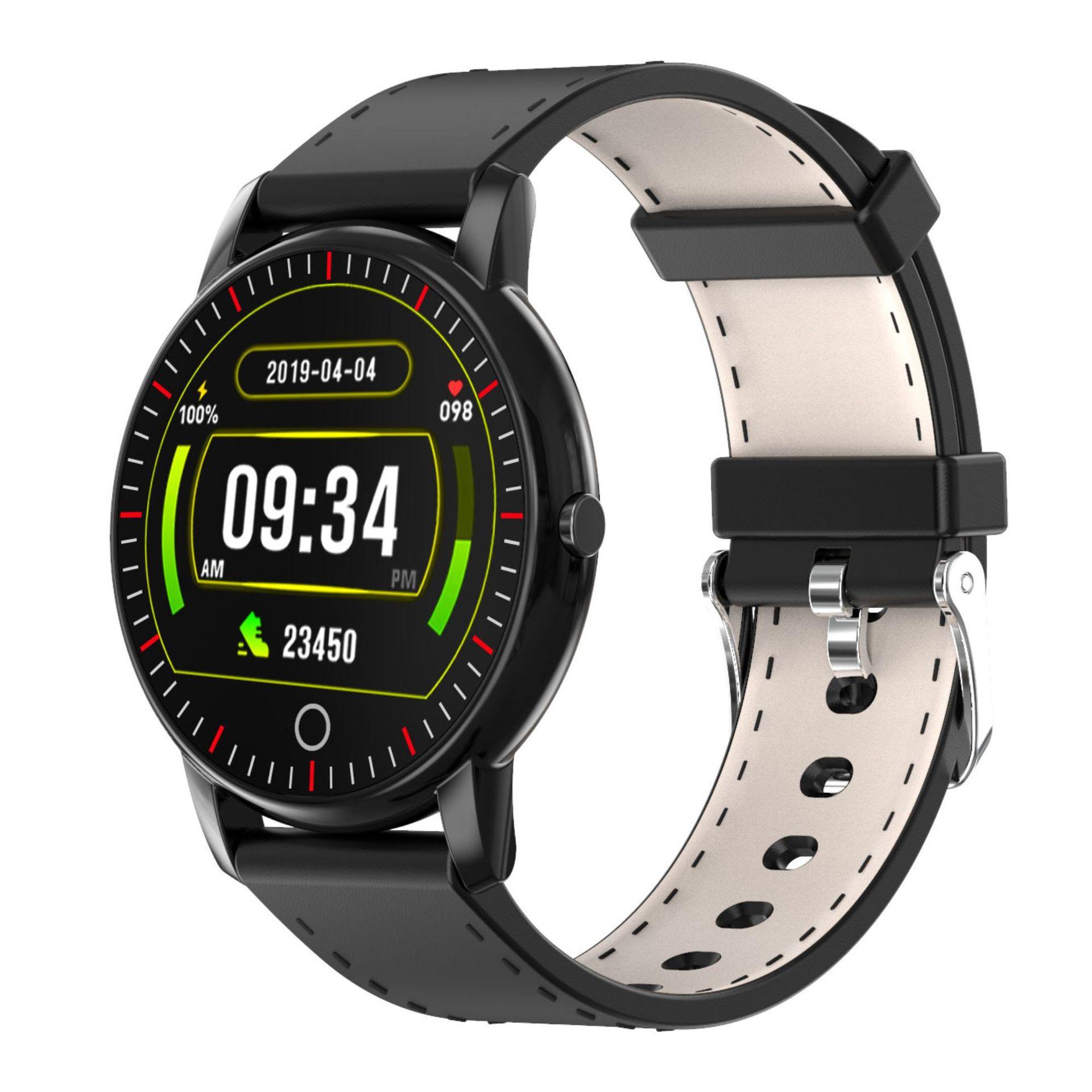 Đồng hồ thông minh Vòng đeo tay thông minh mới M324 nhịp tim huyết áp oxy oxy nam và nữ ngủ đa năng