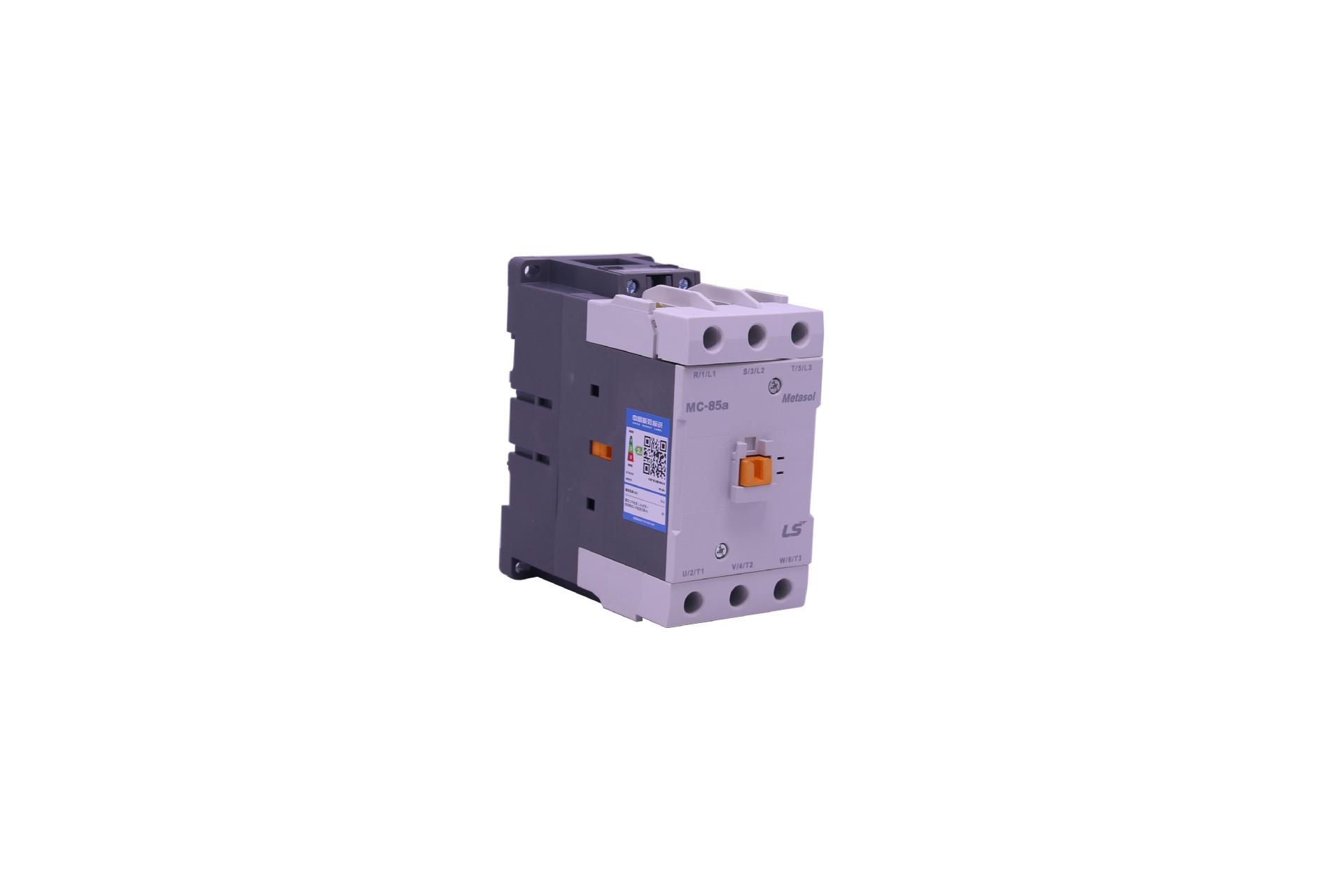 LS contactor AC thế hệ tiếp điểm GMC-85 model thay thế MC-85a AC220V