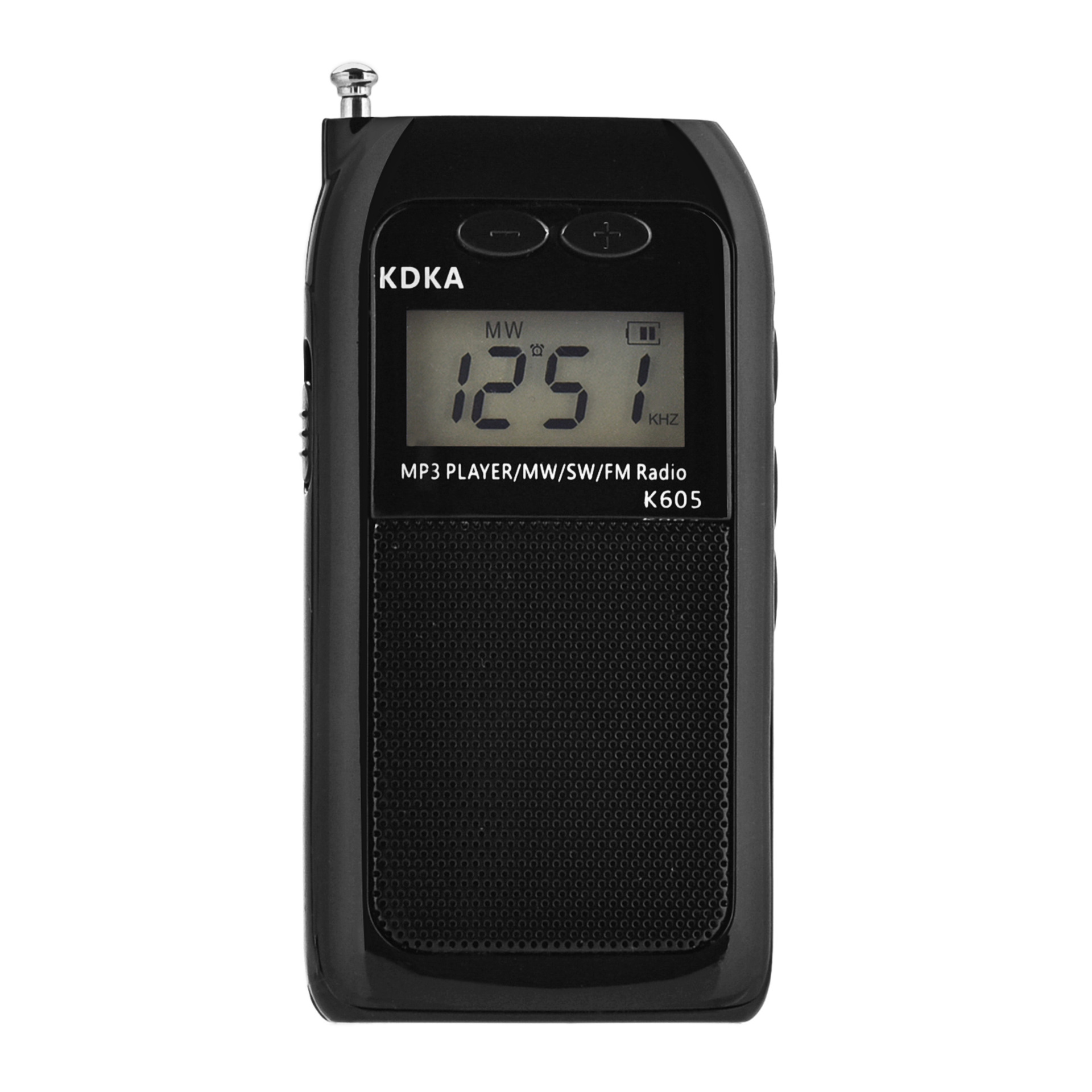 HRD Máy Radio Nhà máy bán trực tiếp máy nghe nhạc MP3 hình mini FM MW SW radio toàn dải