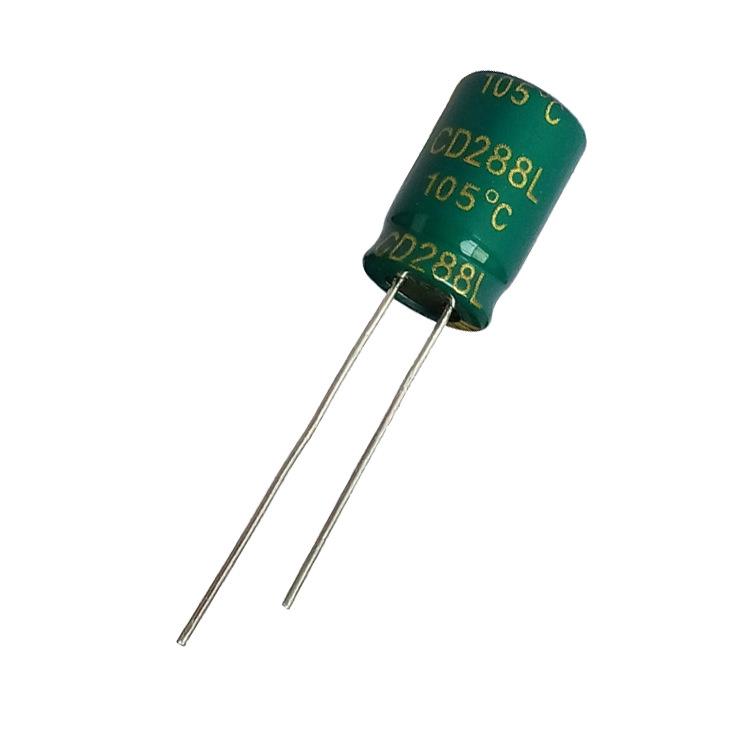 BH Tụ điện Nhà sản xuất trực tiếp cung cấp giải pháp tụ điện 680uf10v LED dành riêng 5000 giờ tuổi t