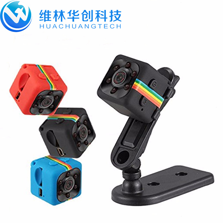 OEM Máy ảnh thể thao Camera SQ11 camera thể thao ngoài trời camera nhỏ camera 1080P HD nhìn đêm