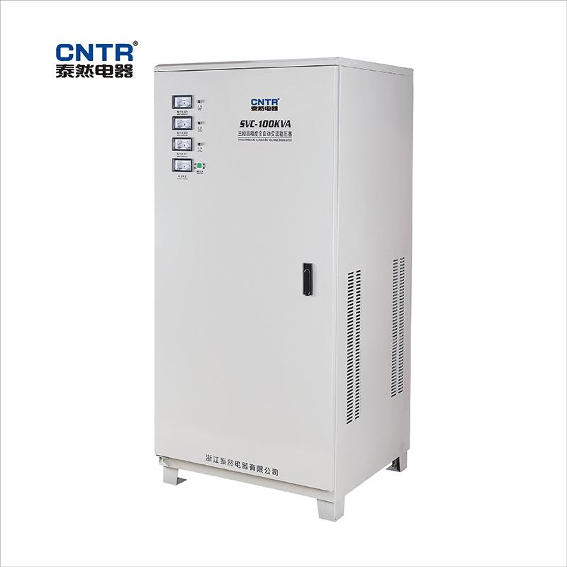 Bộ điều chỉnh công suất cao ba pha 100kw công nghiệp tự động .