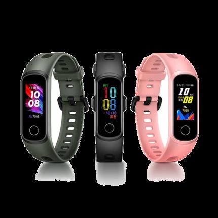[Huawei Vòng đeo tay thông minh  Dây đeo quà tặng] Vòng đeo tay vinh quang của Huawei 5i phát hiện n