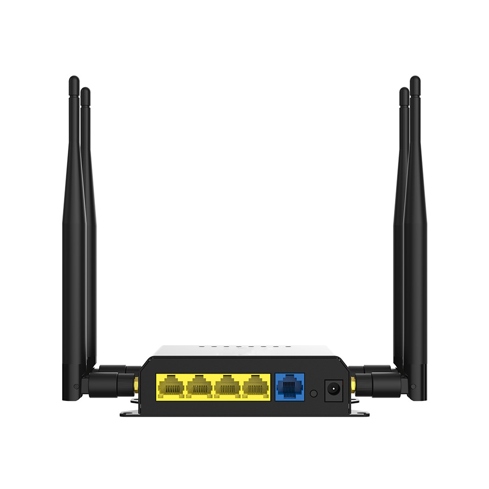 Bộ định tuyến APN VPN công nghiệp 4G sang có dây với WIFI