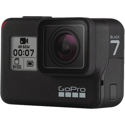 GoPro Máy ảnh thể thao  HERO7 Đen thể thao chống rung máy ảnh kỹ thuật số chống nước 4K HD vlog came