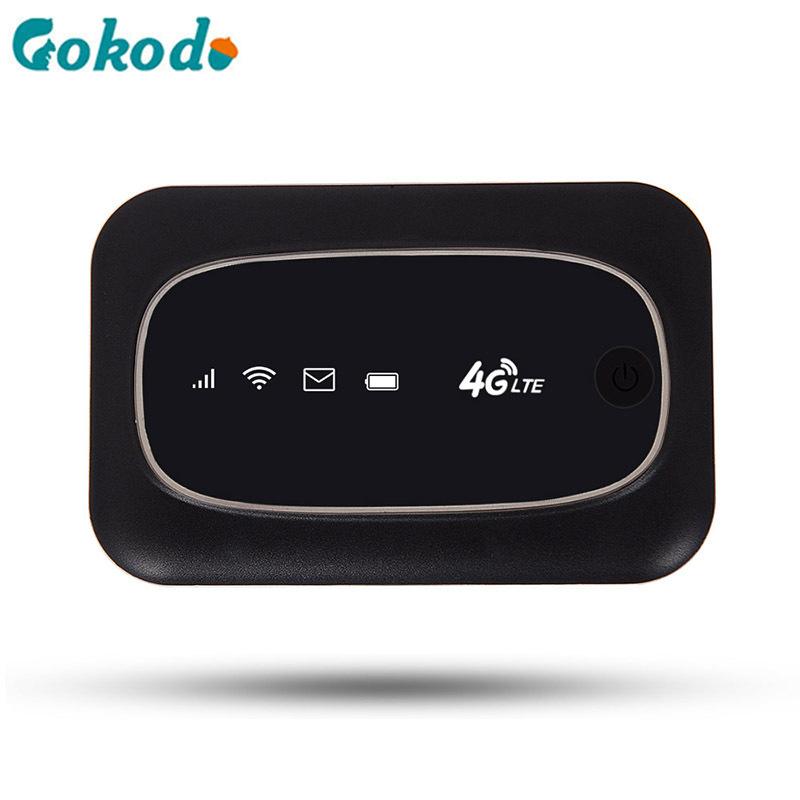 Bộ định tuyến wifi 4g CAT4 150Mbps ba mạng di động mini Mify có thể được tùy chỉnh mà không cần thẻ