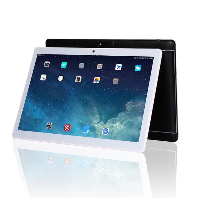 WEIDU Máy tính bảng 10.1 inch Điện thoại 4G Máy tính bảng 10 inch Máy tính bảng Android tiểu học và
