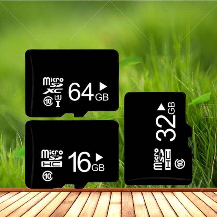 Thẻ nhớ TF (micro-SD) Dung lượng bộ nhớ: 8GB .