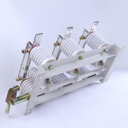 Yiyun  Bộ thiết bị điện cao áp  Công tắc cách ly điện áp cao trong nhà Yiyun GN19-12 / 630A 10KV gn1