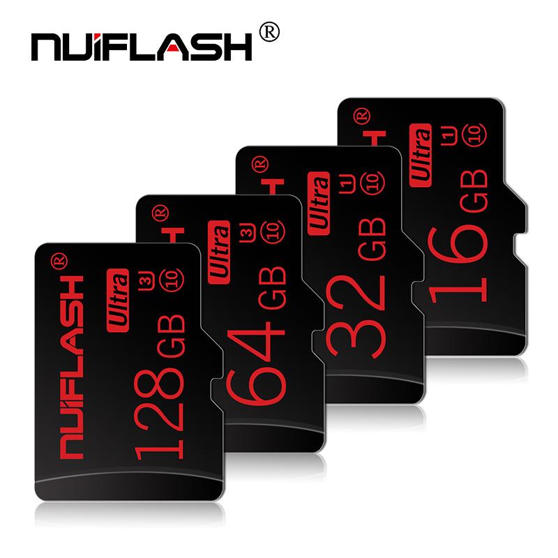 Thẻ nhớ lưu trữ tốc độ cao TF (micro-SD) .