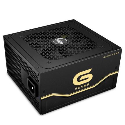 aigo Thùng CPU Patriot G5 máy tính để bàn chính cung cấp điện hộp rộng câm cung cấp điện trở lại địn