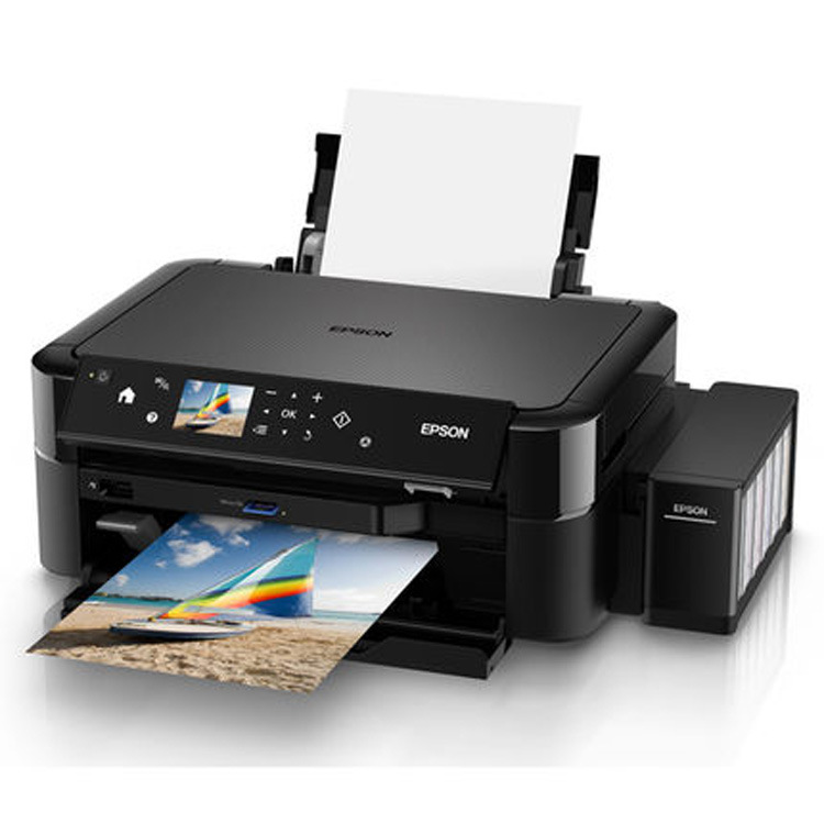 Máy in ảnh màu không dây L3156 Ink .