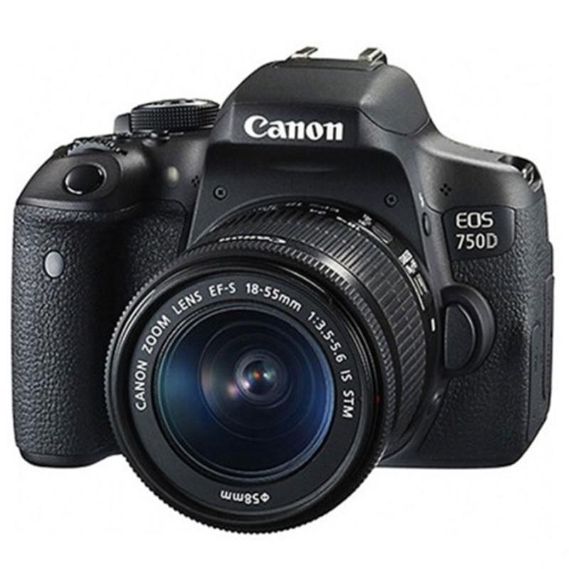 Canon Máy ảnh DSLR Canon / Canon EOS 750D (18-55STM) bộ máy ảnh DSLR độ phân giải cao
