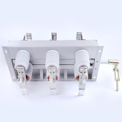 Yi Yun Cầu dao điện cao áp  Dao nối đất GN30-10KV / 630A 12KV Dao tiếp xúc quay Công tắc cách ly điệ
